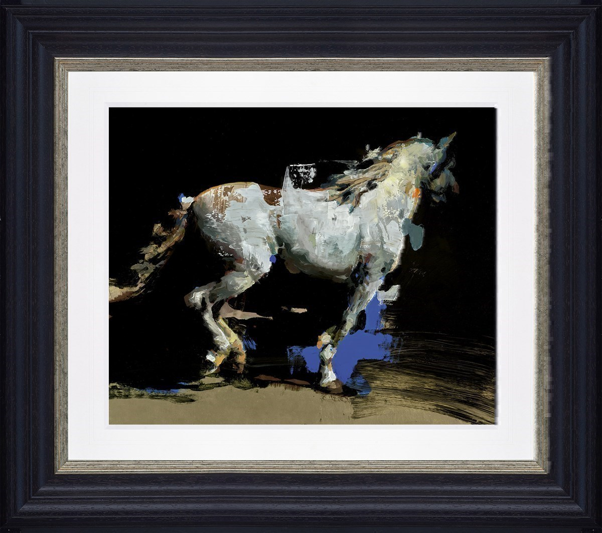Arabian VII by Christian Hook - Paper Edition sized 17x14 inches. Available from Whitewall Galleries